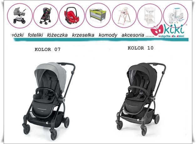 Espiro Galaxy wózek spacerowy możliwość opcji 2w1 gondola Una
