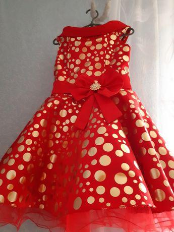 Святкова сукня на 122 - 128
