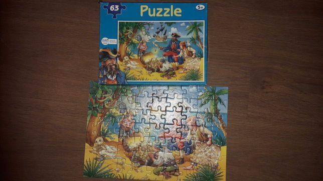 Sprzedam puzzle dla chłopca