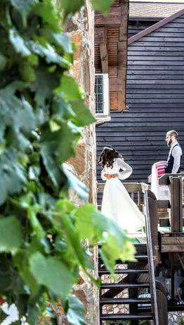 Вечірня/Весільна сукня в стилі БОХО!