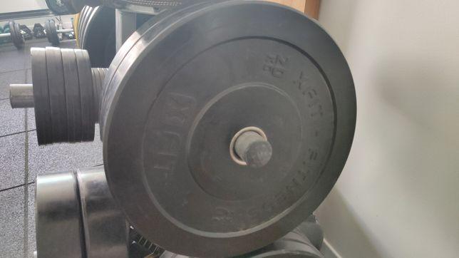 Discos olímpicos de 20kg