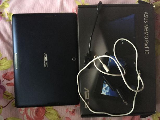 Планшет ASUS MeMo Pad FHD 10 ,16Gb ME 302 Blue 3G