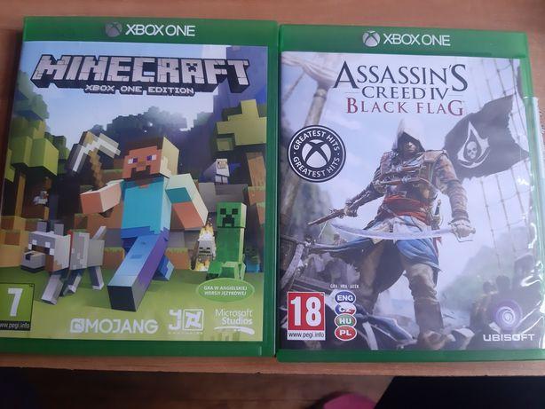 Zamienię gry na Xboxa one