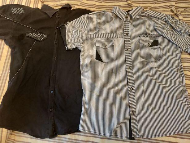Рубашки L-XL 40 р-р европейский