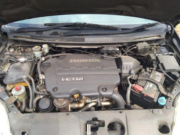 Silnik Honda FRV, CRV,Akord -2,2 Diesel-Tanio