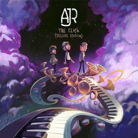 винил AJR – The Click (Deluxe Edition)