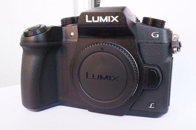 Corpo Panasonic Lumix G80M