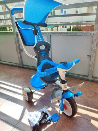 Rowerek trójkolowy Smoby niebieski
