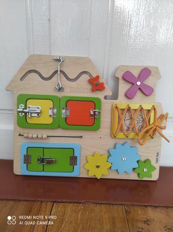 Vladi Toys бізідошка розвиваюча