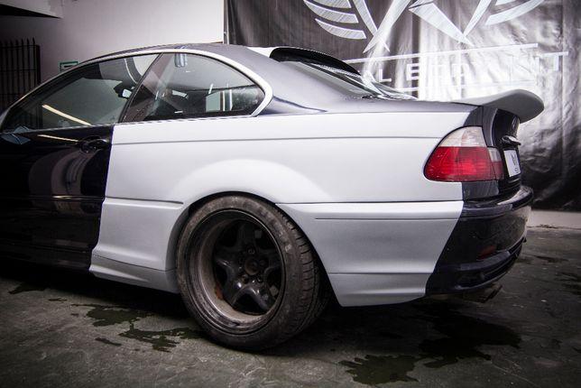 BMW 3 E46 Wide Body Poszerzenia nadkoli Drift Daily 4szt.