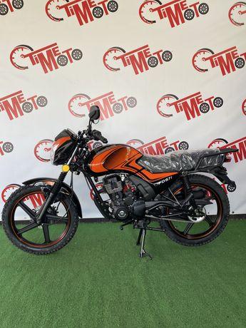 Мотоцикл Musstang Fosti 150 shineray Lifan