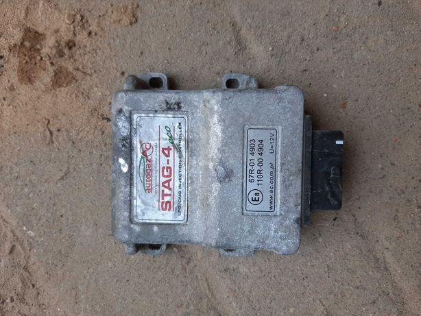 Komputer sterownik gazu STAG-4 ECO 4 CYLINDRY