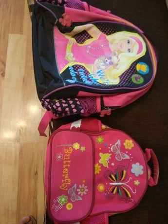 Piękne plecaki dla dziewczynki.