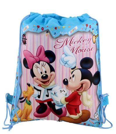 Сумка-мешок/рюкзак для спортивной формы и сменной обуви Микки Маус