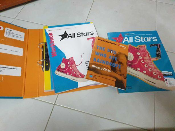 All Stars7 - dossier do professor - Porto Editora