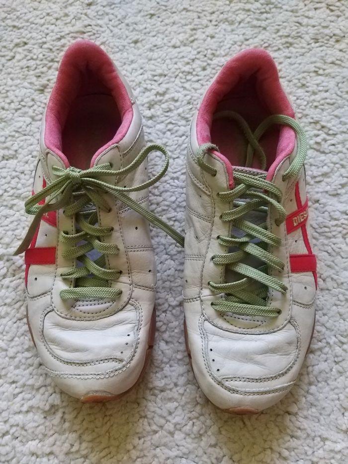 Diesel buty/obuwie/adidasy 38 Czempiń - image 1