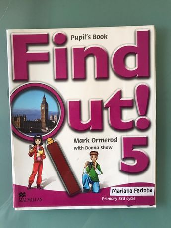 Find Out 5 - British Council