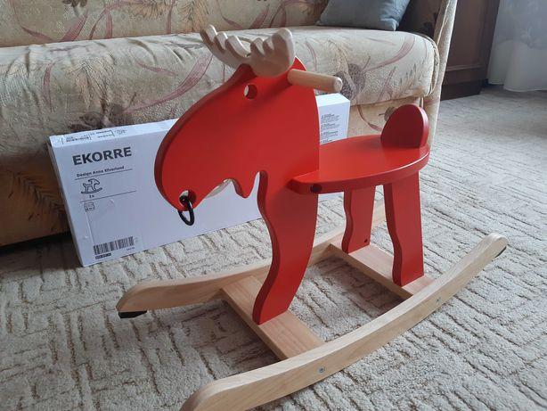 Качалка лось  IKEA