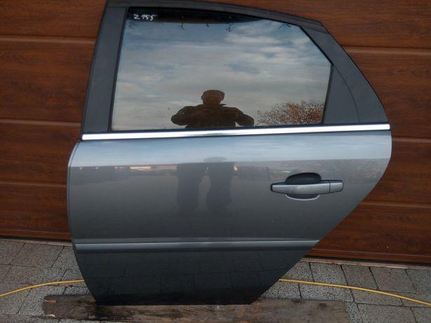 Opel Vectra C HB 5d - Drzwi tył tylne lewe kpl. Z155