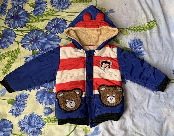 Куртка весна осень детская