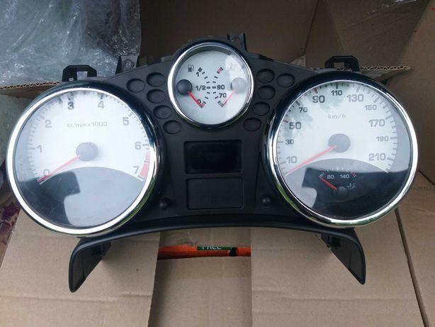Панель приладів Peugeot 207/приборна панель Peugeot 207/Спідометр