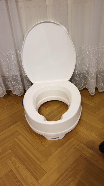 Nasadka Toaletowa AQUATEC. Polecam!