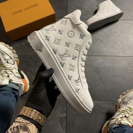 Louis Vuitton buty damskie premium jakość skóra naturalna, męskie