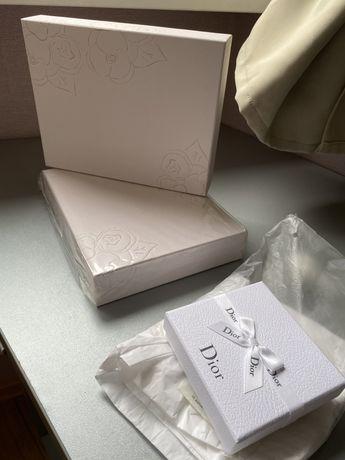 Коробки подарочные. Dior