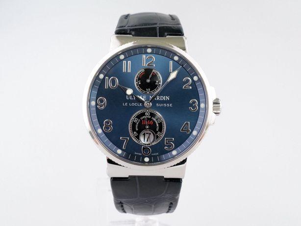 Мужские бу часы Ulysse Nardin Marine Maxi Chronometer 41 мм