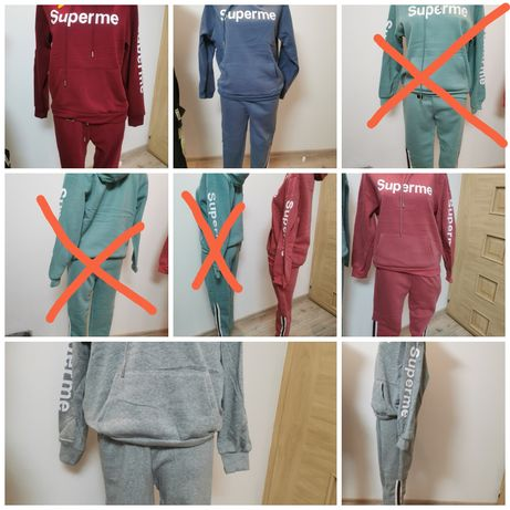 Modne dresy różne kolory s/m l/xl