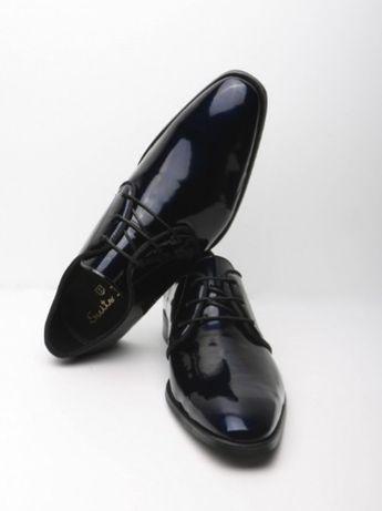 Sapatos Azul Marinho brilhante SUITS INC