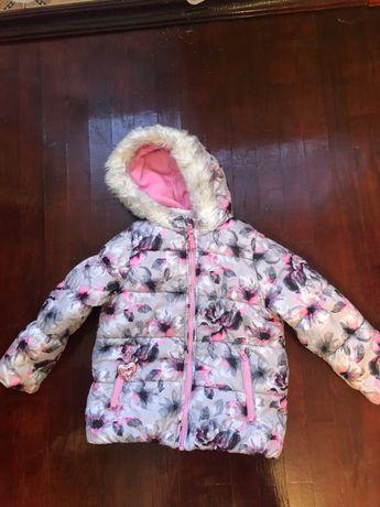 Комплект зимовий для дівчинки