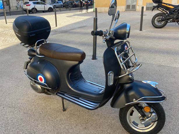 Vendo scooter 125