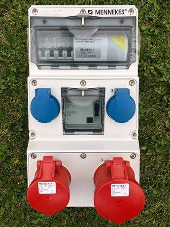 Skrzynka elektryczna Mennekes AMAXX rozdzielnia elektryczna