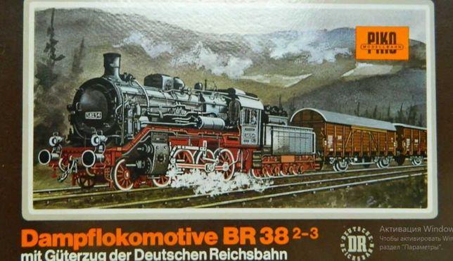 Коллекционный Набор Немецкой фирмы пико piko НО 1,87 16,5 мм