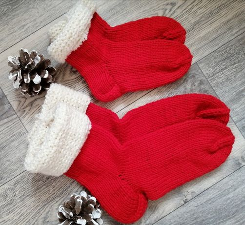 Вязані носочки!!!