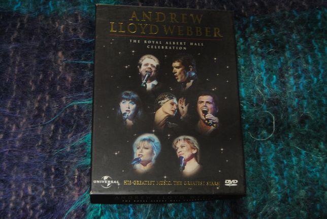 Andrew Lloyd Weber*The Royal Albert Hall Cellebration/DVD