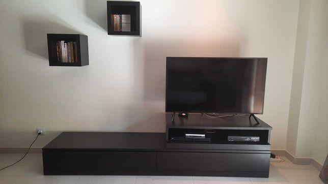 Mobília de Sala completa (móveis Antarte)