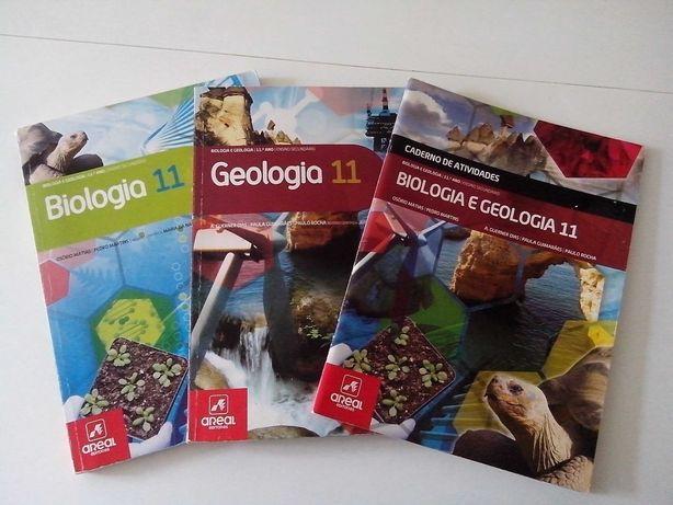 Manuais Biologia+Geologia 11º