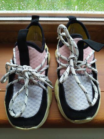 Кросовки для девочки 27 размер + кроксы elefanten 27 размер в подарок
