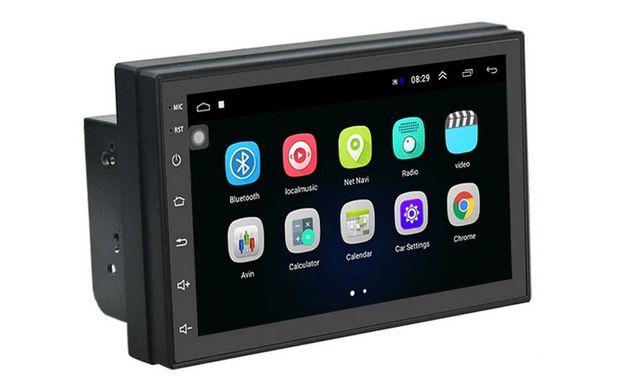 Nowe Radio 2DIN Android 9.1 GPS WiFi USB 4x45W FullHD Kamera cofania