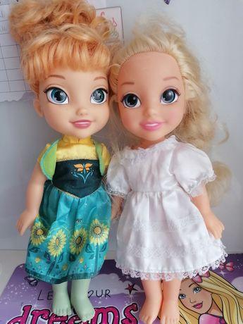 Lalka Anna Elsa 30cm stan idealny Disney oryginał