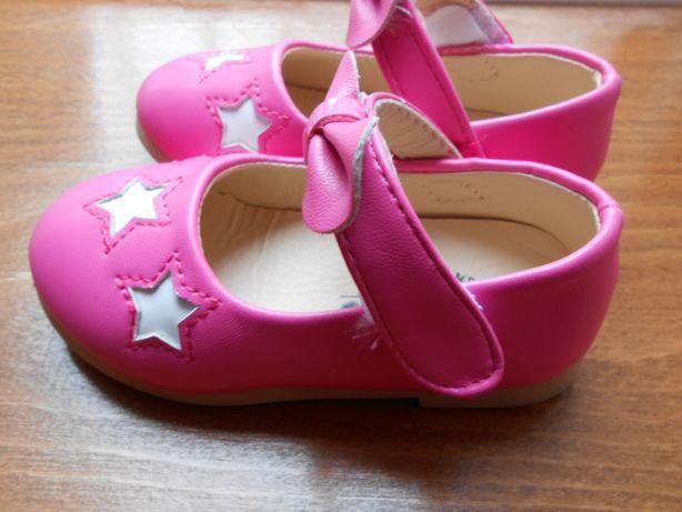 Балетки туфли для девочки р 22 13 см