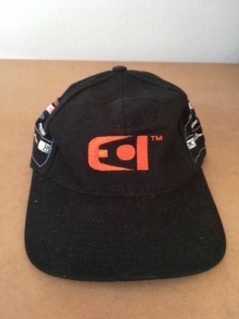 Vendo Boné F1 Eddie Irvine