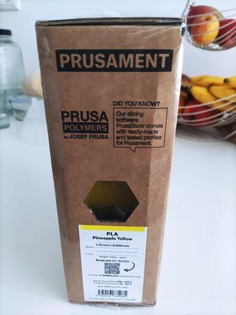 Prusament Filament PLA 3D Blue/Yellow