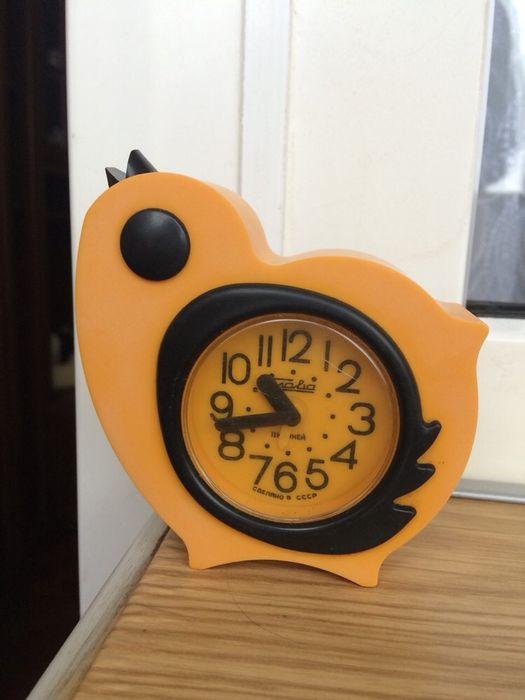 Будильник механический, часы Харьков - изображение 1