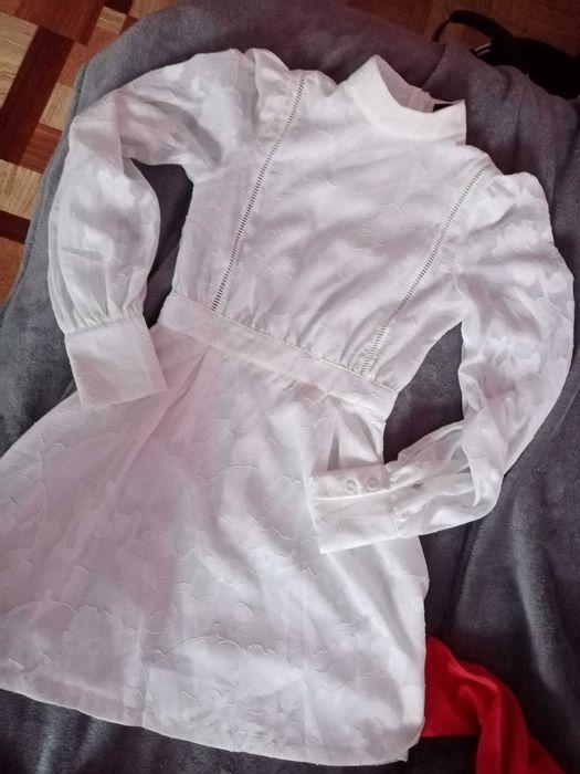 Biała sukienka... Pułtusk - image 1