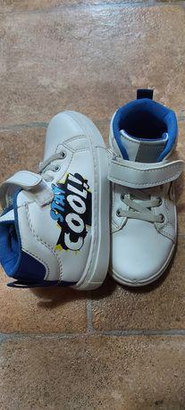 Кеды (ботинкии) на мальчика р.27