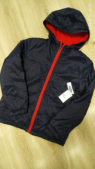 Куртка, курточка old navy размер L (10-12 лет)
