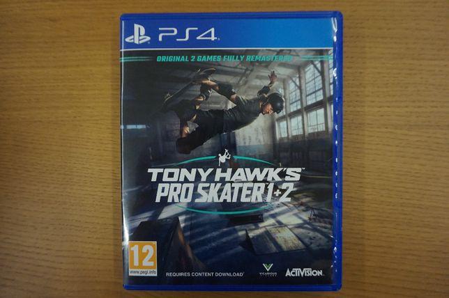Tony Hawk Pro Skater 1+2 PS4